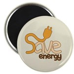 Save Energy Magnets (100pk)