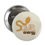 Save Energy 2.25 Button