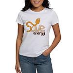 Save Energy Women's T-Shirt