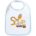 Save Energy Baby Bib