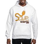 Save Energy Hoodie (Sweatshirt)