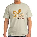 Save Energy T-Shirt (Light)