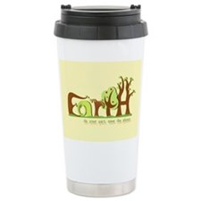 Save Earth Travel Mug