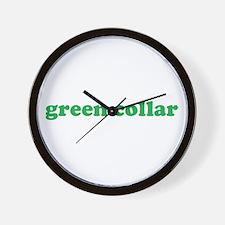 Cute Environment Wall Clock