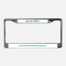 Cute Solar winds License Plate Frame