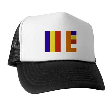 Buddhist Flag Trucker Hat