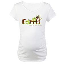Save Earth Maternity Shirt