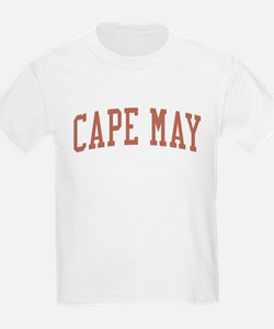 Cape May New Jersey NJ Red T-Shirt