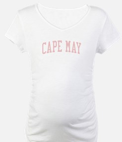 Cape May New Jersey NJ Pink Shirt