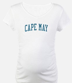 Cape May New Jersey NJ Blue Shirt