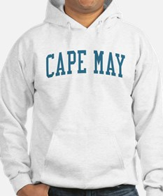 Cape May New Jersey NJ Blue Hoodie