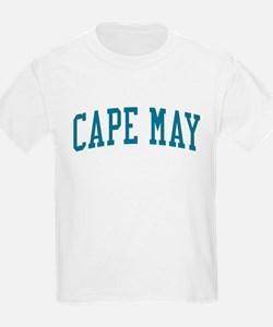 Cape May New Jersey NJ Blue T-Shirt