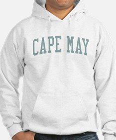 Cape May New Jersey NJ Green Hoodie