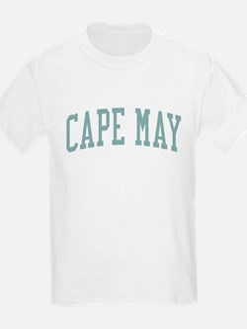 Cape May New Jersey NJ Green T-Shirt