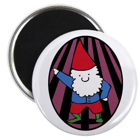Disco Gnome Magnet