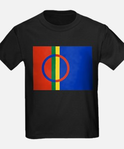 Flag of the Sami People T