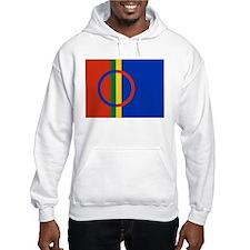 Flag of the Sami People Hoodie