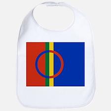 Flag of the Sami People Bib