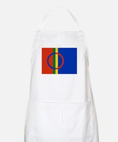 Flag of the Sami People BBQ Apron