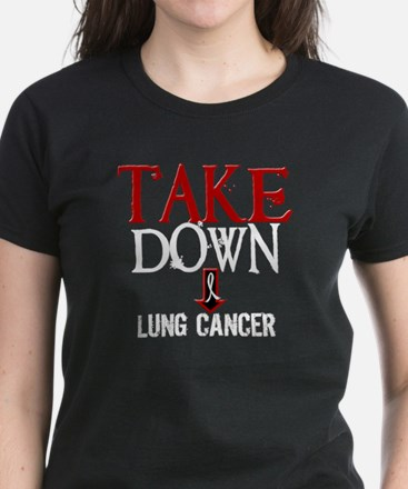 Take Down Lung Cancer 2 Tee