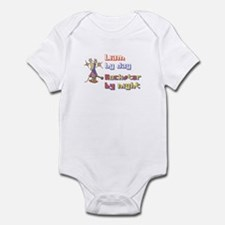 Liam - Rock Star by Night Infant Bodysuit