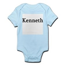 Kenneth - Personalized Infant Creeper