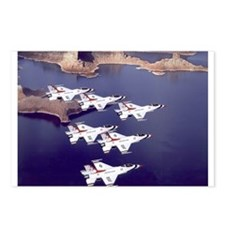US Air Force Thunderbirds Postcards (Package of 8)