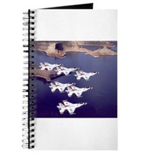 US Air Force Thunderbirds Journal