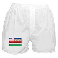 Moseley Flag Boxer Shorts