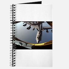 B-52 Refuels Journal