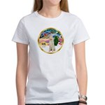 XmasMagic/Spinone #11 Women's T-Shirt