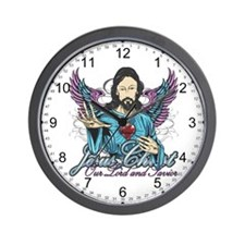 Jesus Christ Our Lord Wall Clock