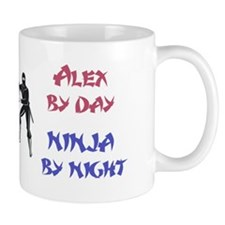 Alex - Ninja by Night Mug