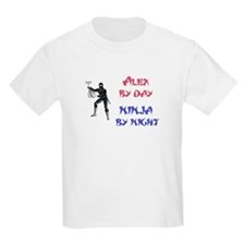 Alex - Ninja by Night T-Shirt
