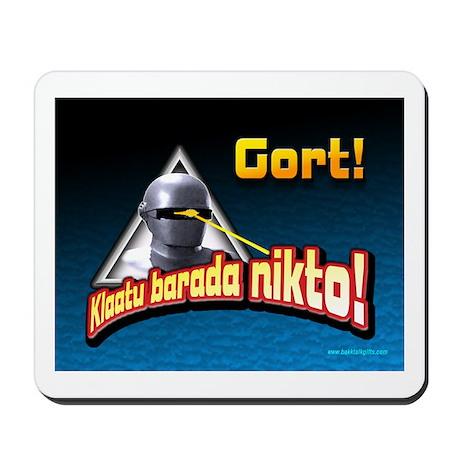 Gort!... Mousepad