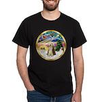 XmasMagic/Beardie #16 Dark T-Shirt