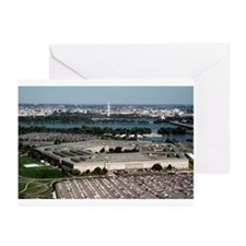 The Pentagon Greeting Cards (Pk of 10)