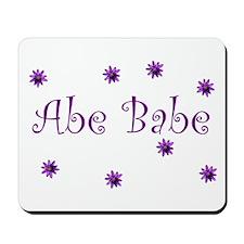 Abe Babe Mousepad