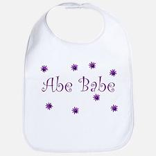 Abe Babe Bib