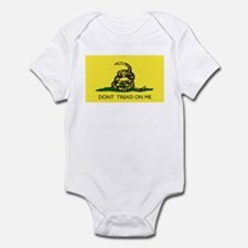 Gadsden Flag Infant Bodysuit