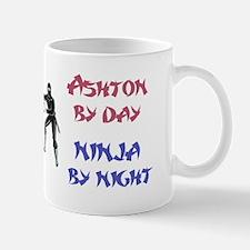 Ashton - Ninja by Night Mug