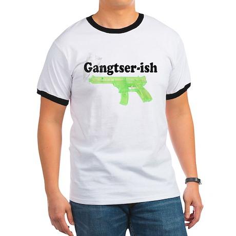 Gangster-ish Ringer T