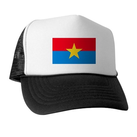 Viet Cong Flag Trucker Hat