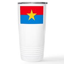 Viet Cong Flag Travel Mug