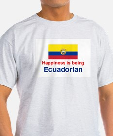 Happy Ecuadorian T-Shirt