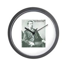 Judge Parker Wall Clock