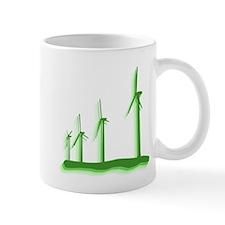 Green Wind Power Mug