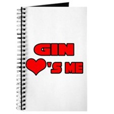 """Gin Loves Me"" Journal"