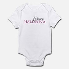 Future Ballerina Infant Bodysuit