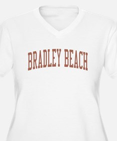 Bradley Beach New Jersey NJ Red T-Shirt